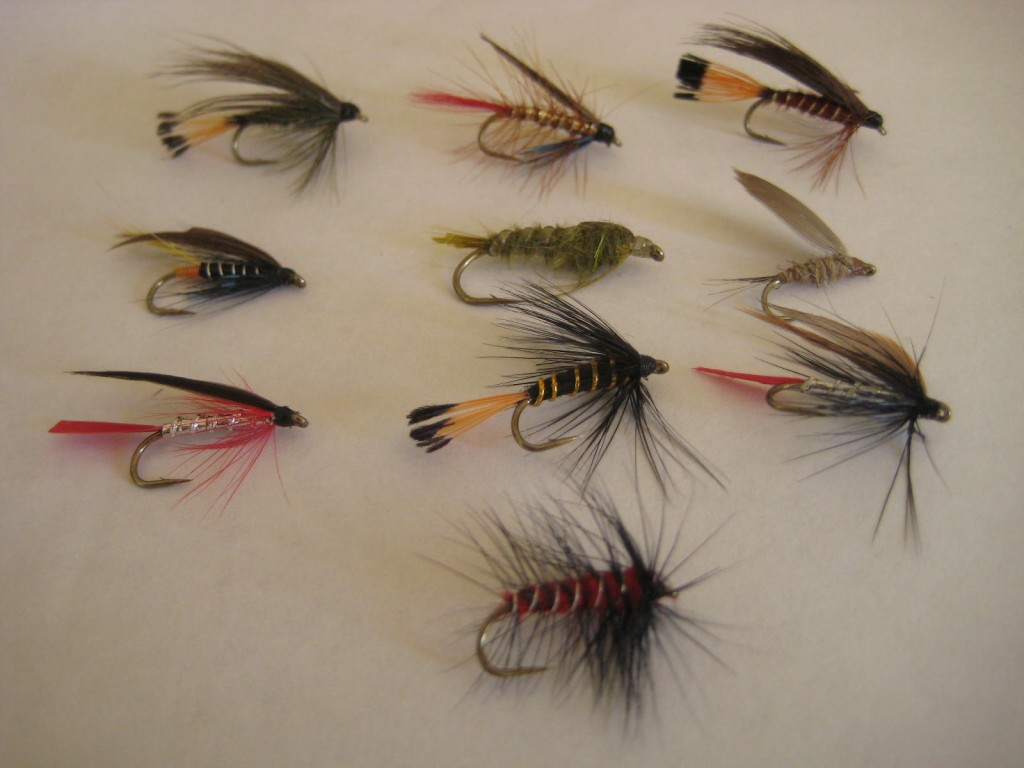 Wet Fly Selection