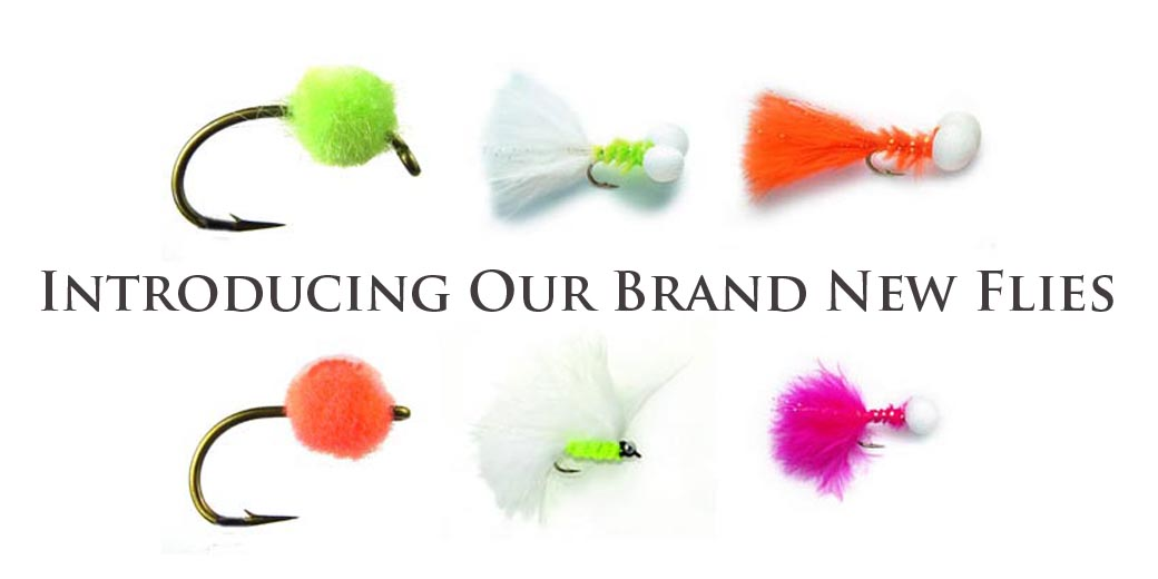New Flies for 2013